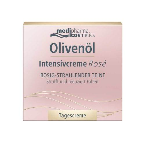 Olivenöl Intensivcreme Rose Tagescreme - 2