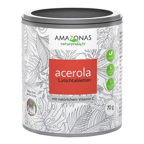 Acerola Lutschtabletten ohne Zuckerzusatz - 1