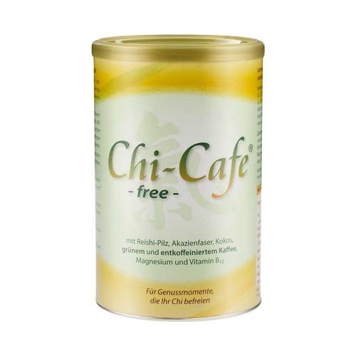 Chi Cafe free Dr. Jacob`s Pulver - 1