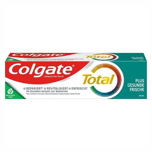 Colgate Total Plus Gesunde Frische Zahnpasta - 1