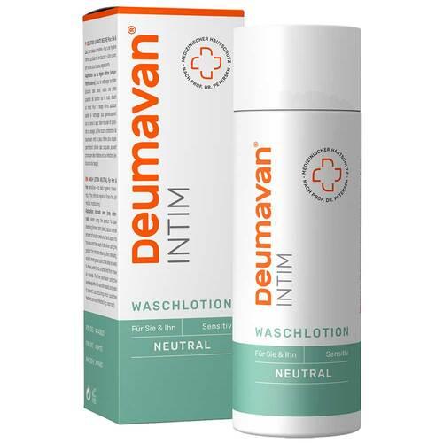 Deumavan Waschlotion sensitiv neutral - 1