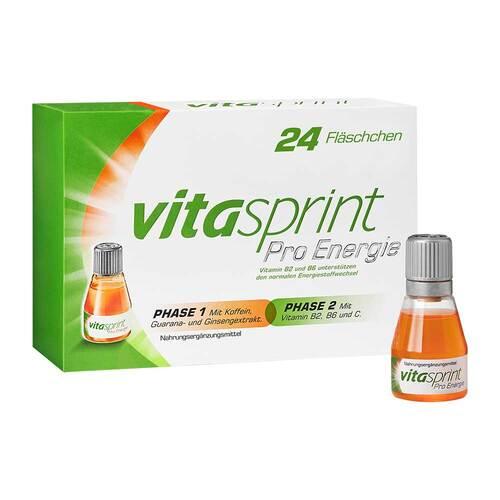 Vitasprint Pro Energie Trinkfläschchen - 1