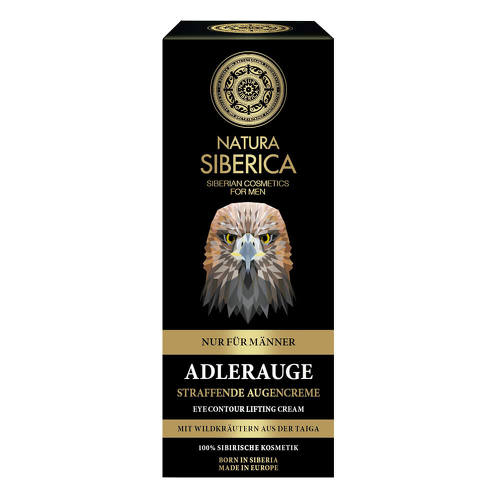Natura Siberica Adlerauge straffende Augencreme  - 1