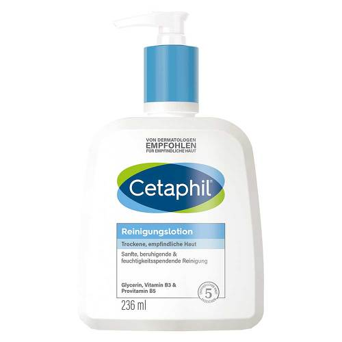 Cetaphil Reinigungslotion - 1