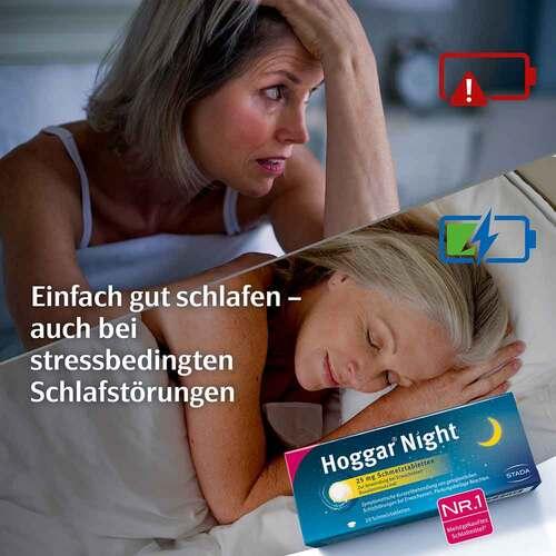 Hoggar Night 25 mg Schmelztabletten - 2