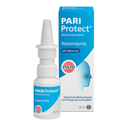 Pari Protect Nasenspray - 1