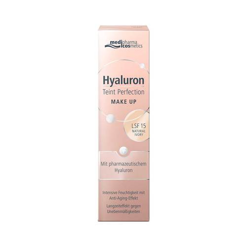 Hyaluron Teint Perfection Make-up natural ivory - 2