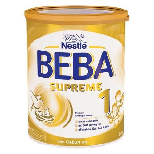 Nestle Beba Supreme 1 Pulver - 1