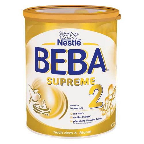 Nestle Beba Supreme 2 Pulver - 1
