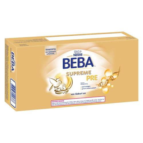 Nestle Beba Supreme Pre flüssig - 1