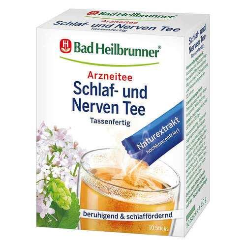 Bad Heilbrunner Schlaf- und Nerven tassenfertig - 1