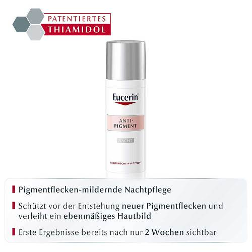 Eucerin Anti-Pigment Nachtpflege Creme - 3