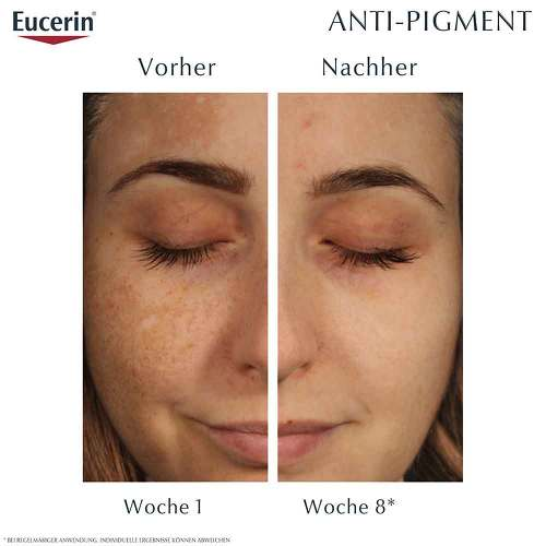 Eucerin Anti-Pigment Nachtpflege Creme - 4