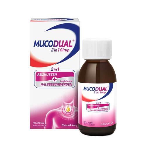 Mucodual 2in1 Sirup - 1