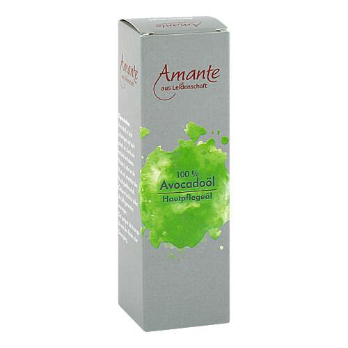 Avocado Öl 100% rein Hautpflegeöl Amante - 1