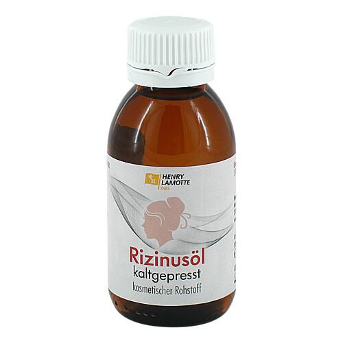 Rizinusöl kaltgepresst kosmetischer Rohstoff - 1