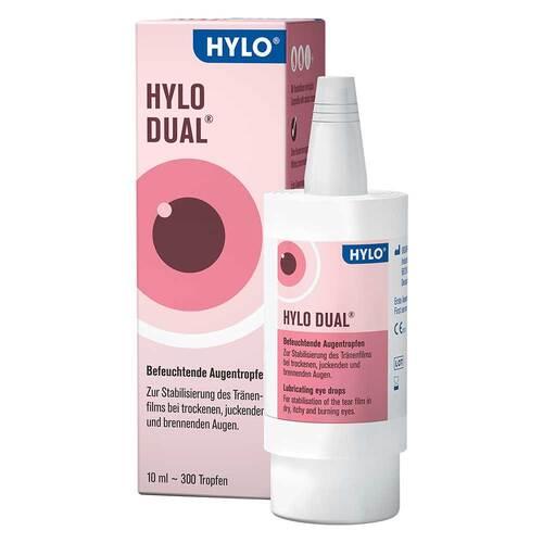 HYLO DUAL Augentropfen - 1