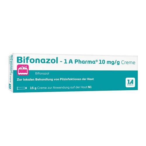 Bifonazol-1A Pharma 10 mg / g Creme - 1