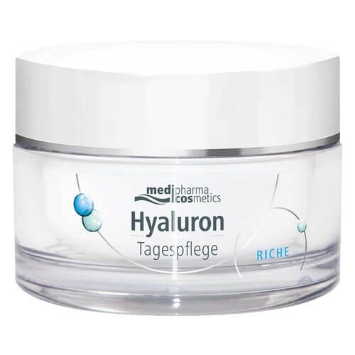 Hyaluron Tagespflege riche Creme im Tiegel - 1