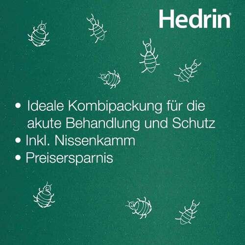 Hedrin Vorteilspackung Kombipackung - 4
