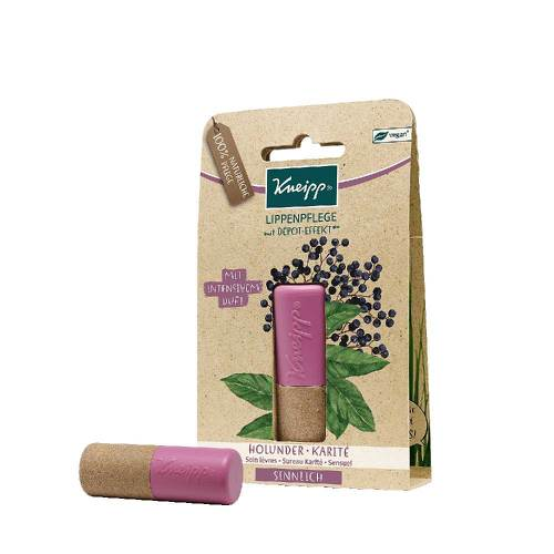 Kneipp Lippenpflege Sinnlich Holunder Karite - 1