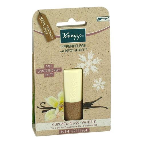 Kneipp Lippenpflege Winter Cupuacu Nuss Vanille - 1