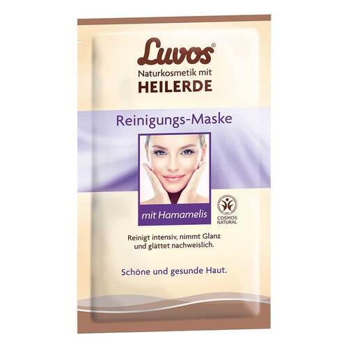 Luvos Heilerde Reinigungs-Maske Naturkosmetik - 1
