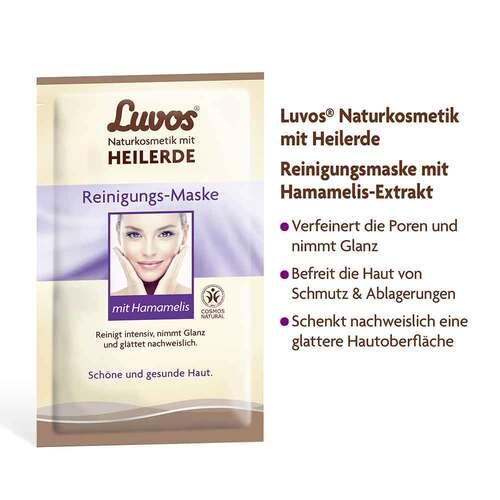 Luvos Heilerde Reinigungs-Maske Naturkosmetik - 3