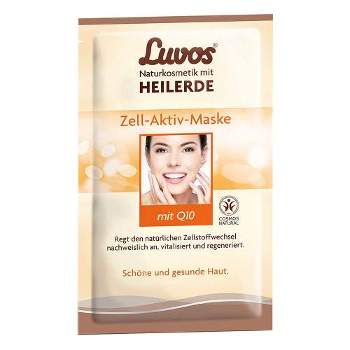 Luvos Heilerde Zell-Aktiv-Maske Naturkosmetik - 1