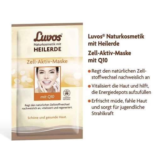 Luvos Heilerde Zell-Aktiv-Maske Naturkosmetik - 3