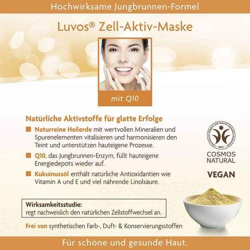 Luvos Heilerde Zell-Aktiv-Maske Naturkosmetik - 4
