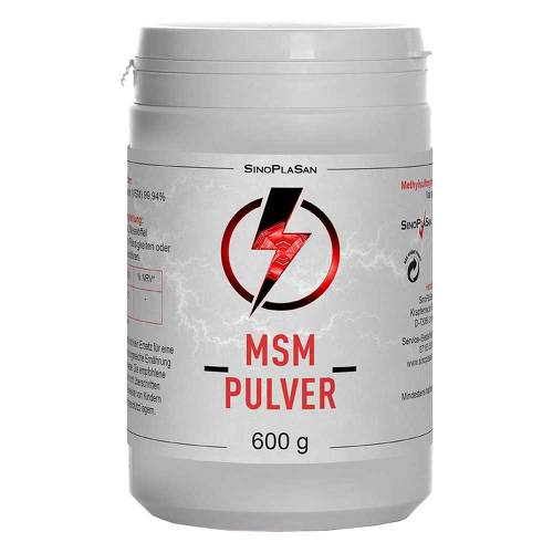 MSM Pulver Pur 99,9% Methylsulfonylmethan - 1