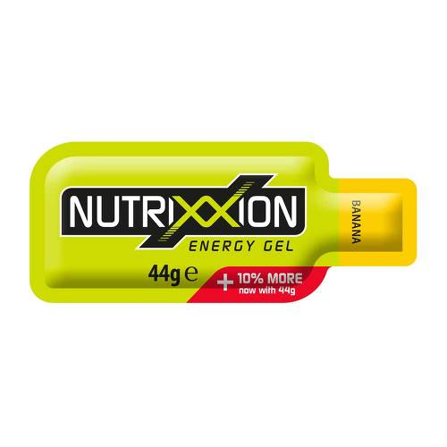 Nutrixxion Energy Gel Banana - 1