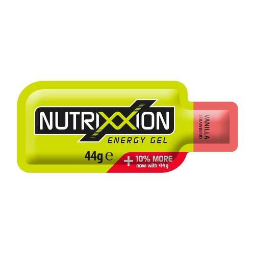 Nutrixxion Energy Gel Strawberry Vanilla - 1