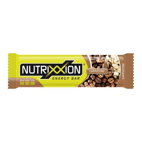 Nutrixxion Energy Riegel Cappucino - 1
