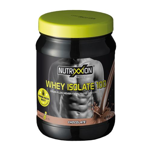 Nutrixxion Prot.Shake Low Sugar Whey Iso Chocolate - 1