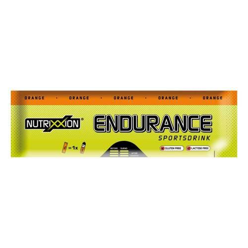 Nutrixxion Endurance Drink Orange Pulver - 1
