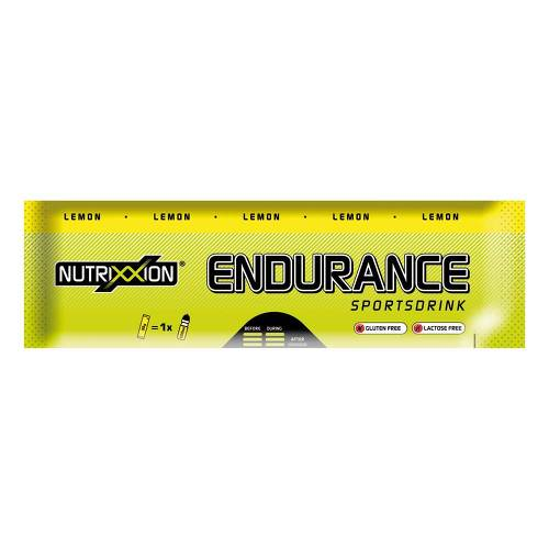 Nutrixxion Endurance Drink Lemon Pulver - 1