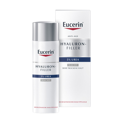 Eucerin Hyaluron-Filler Urea Nacht Creme - 1