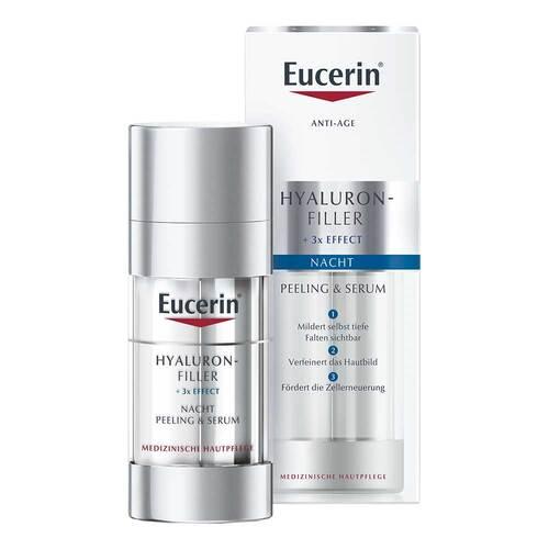 Eucerin Anti-Age Hyaluron-Filler Nacht Peeling + Serum - 1
