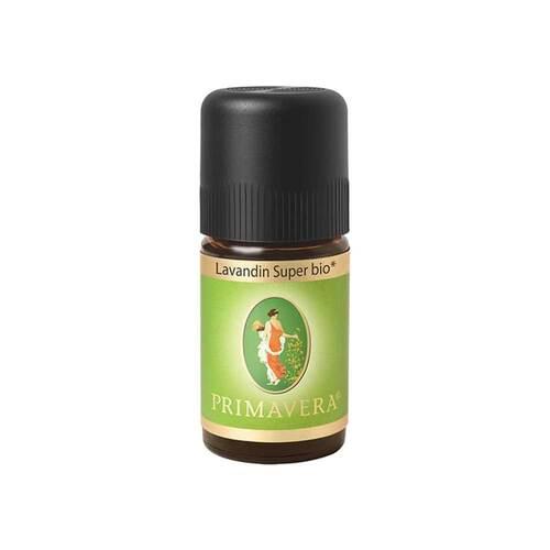 Lavandin demeter ätherisches Öl - 1