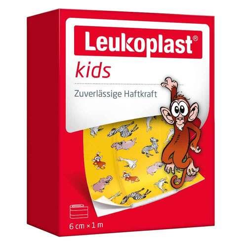 Leukoplast kids Pflaster 6 cmx1 m - 1