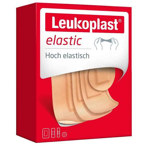 Leukoplast Elastic Strips 19x76 / 25x76 / 50x76 / 22 mm - 1