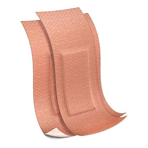 Leukoplast strong Strips 22x72mm 12St / 38x63mm 8St - 2