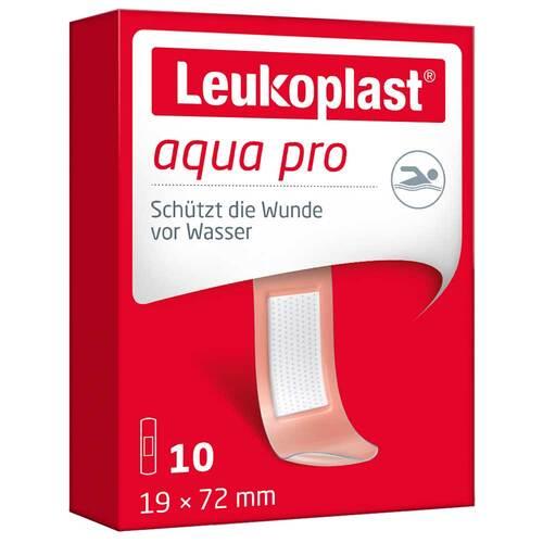 Leukoplast aqua pro Strips 19x72 mm - 1