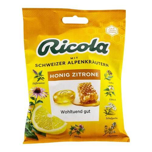 Ricola mit Zucker Beutel Echinacea Honig Zitrone Bonbons - 1