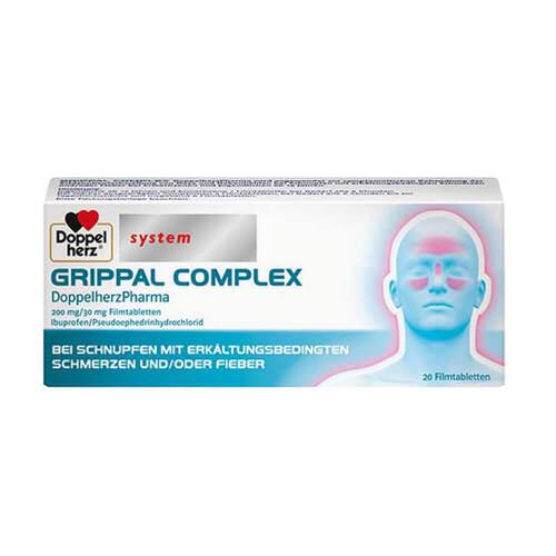 Grippal Complex Doppelherzpharma 200 mg / 30 mg Fta - 1