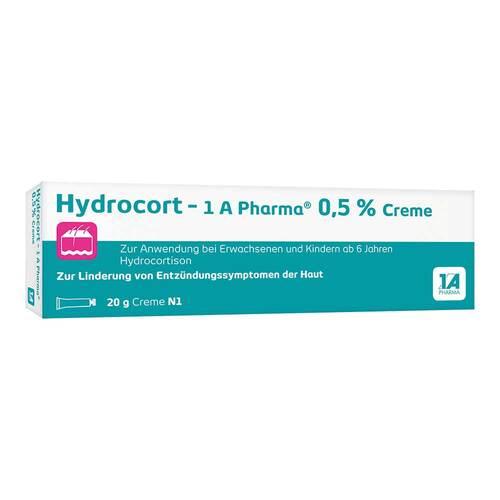 Hydrocort-1A Pharma 0,5% Creme - 1