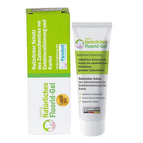 Natürliches Fluorid-Gel - 1