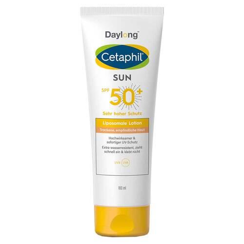 Cetaphil Sun Daylong SPF 50 + liposomale Lotion - 1